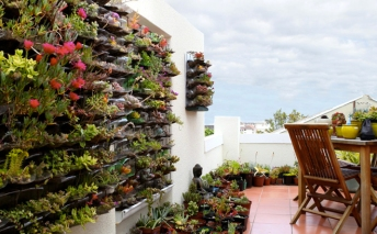 Vertical-wall