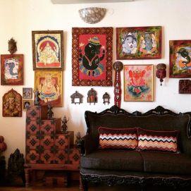 Ganesha wall2