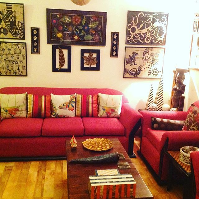 Home Tour Anuradha Kapoor S Breathtaking And Eclectic Gurgaon Penthouse A Cauldron Full Of Love