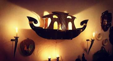 Houseboat Lamp