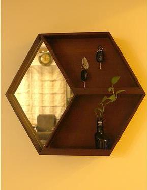 hexa_wall_mirror