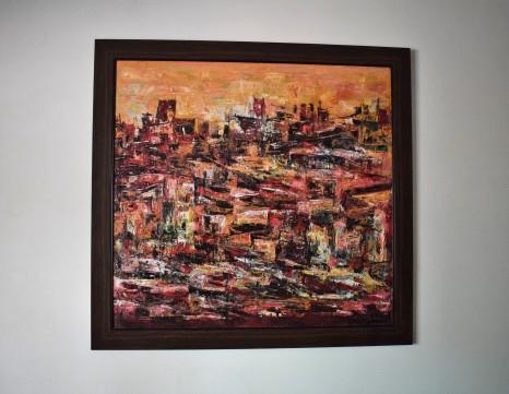 Mumbai Skyscape